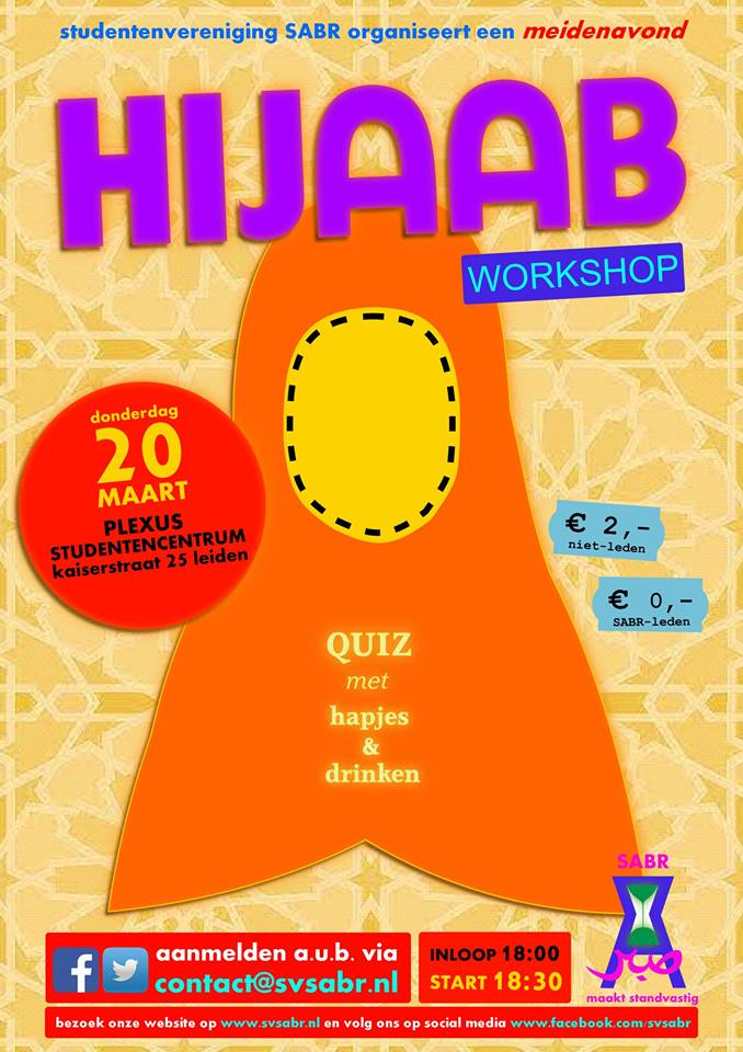 Hijaabworkshop