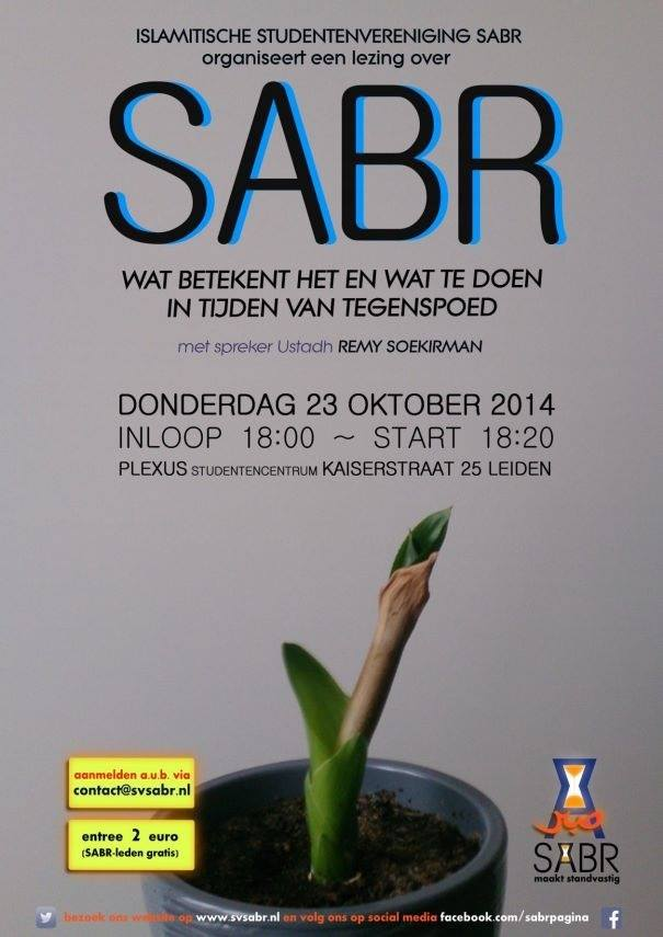 Openingslezing SABR