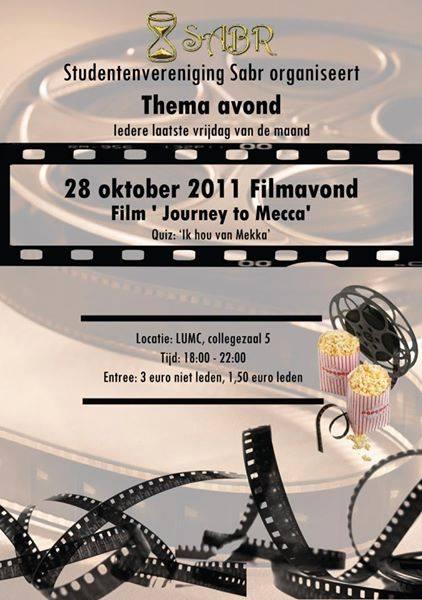 Themaavond Filmavond 28-10