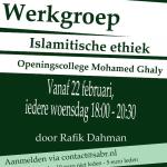 Werkgroep ethiek 22-02